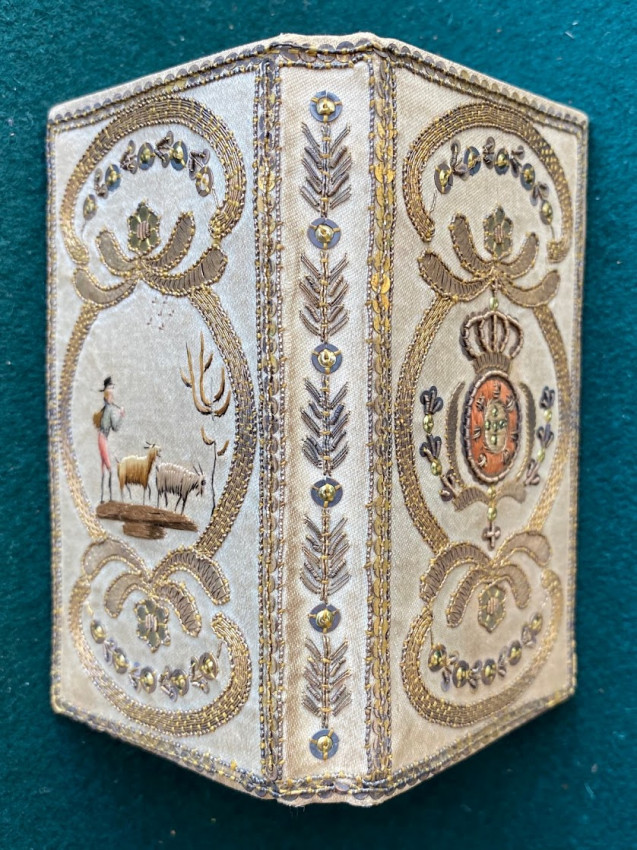 [Portuguese Almanack]. Diario Ecclesiastico para o Reino de Portugal Principalmente para a Cidade de Lisboa, para o Anno de 1816.