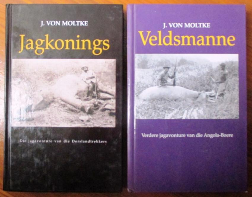 2 titles: JAGKONINGS; VELDSMANNE
