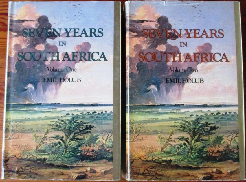Seven Years in South Africa (Two volumes)