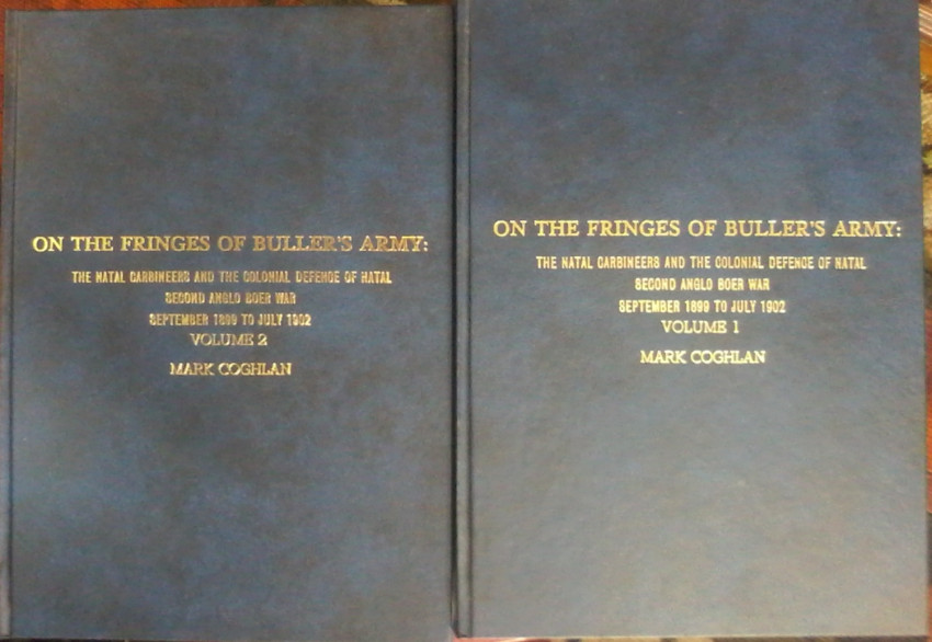 On the fringes of Buller's army.