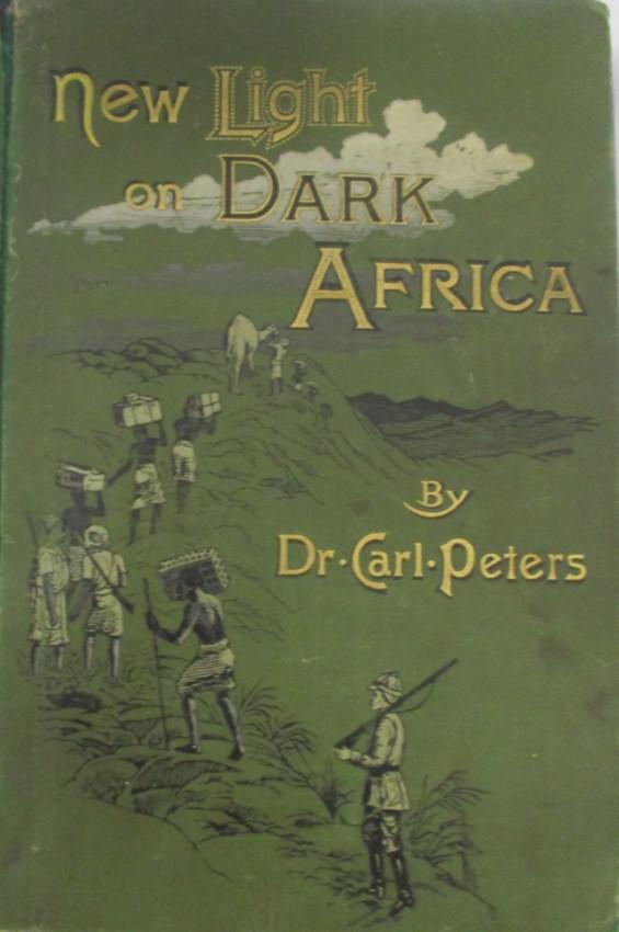 NEW LIGHT ON DARK AFRICA