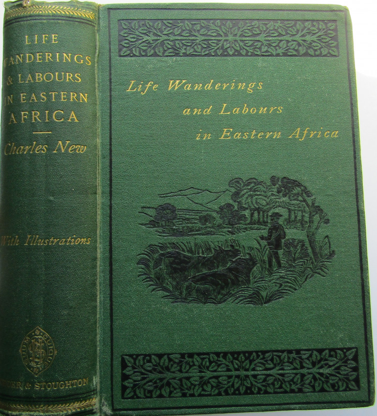 LIFE, WANDERINGS, AND LABOURS IN EASTERN AFRICA