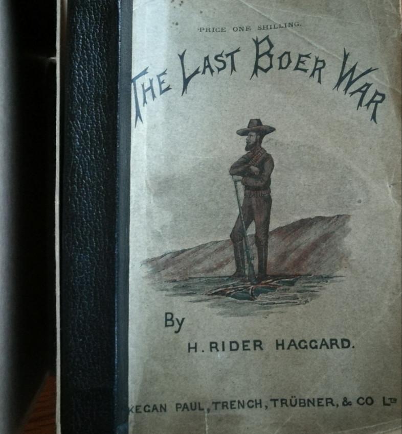 The Last Boer War (1899)
