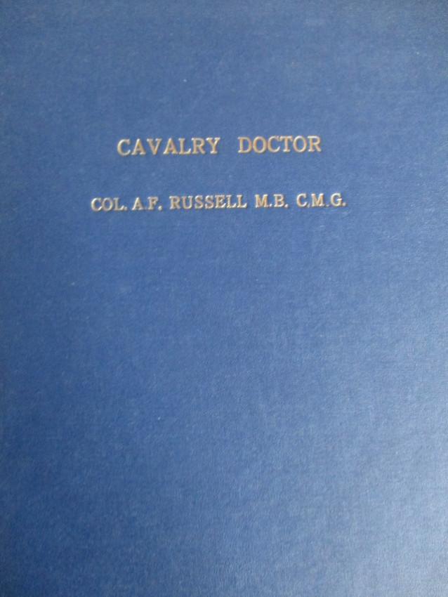 CAVALRY DOCTOR