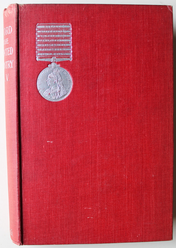 The Record of the Mounted Infantry of the City Imperial Volunteers