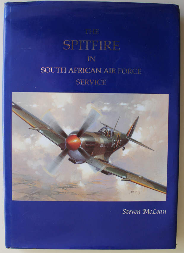 THE SPITFIRE IN SOUTH AFRICAN AIR FORCE SERVICE