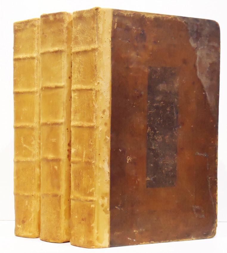 THE WORKS OF JOHN LOCKE ESQ;