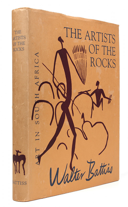THE ARTISTS OF THE ROCKS (Limited edition signed by the artist)