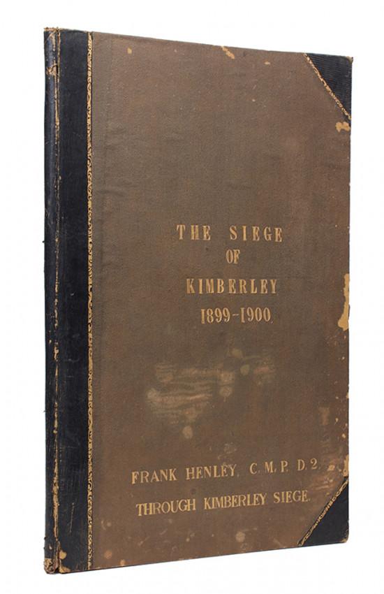 THE SIEGE OF KIMBERLEY 1899-1900