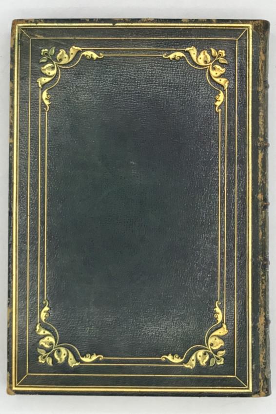 [Signed Binding; Contributor's copy] 1841 Arundines Cami: Sive, Musarum Cantabrigiensium Lusus Canori [text in Latin and English].