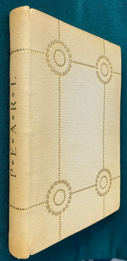 Pearl. An English Poem of the Fourteenth Century. Edited with a Modern Rendering by Israel Gollancz