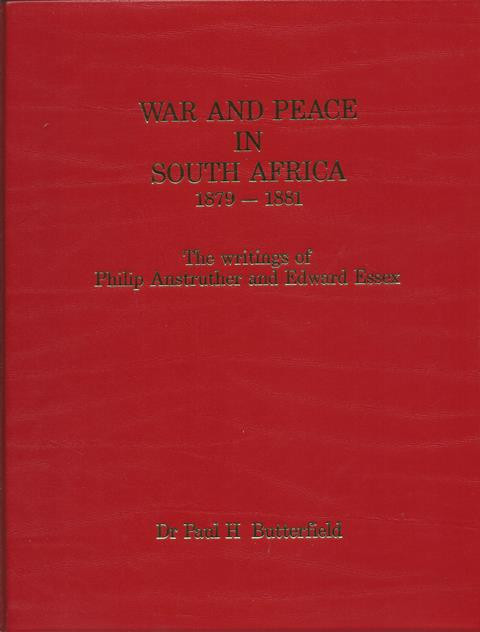 WAR AND PEACE IN SOUTH AFRICA, 1879-1881: