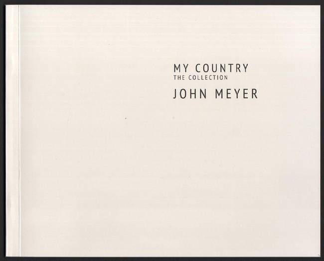 TWO John Meyer catalogues - MINT