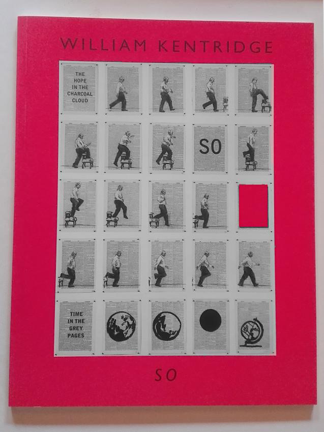 TWO William Kentridge catalogues - MINT