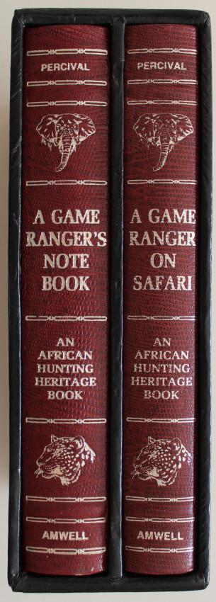 A Game Ranger's Note Book & A Game Ranger on Safari