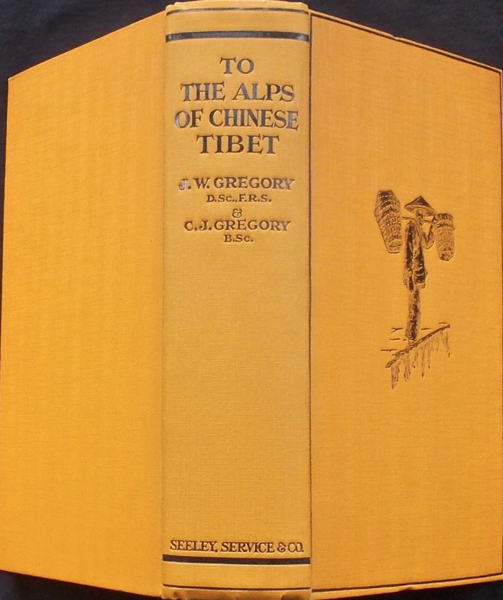 TO THE ALPS OF CHINESE TIBET