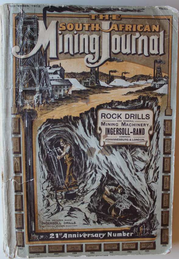 The South African Mining Journal 1912
