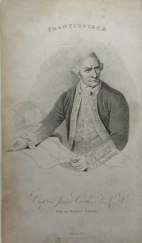 Captain Cook's Voyages round the World
