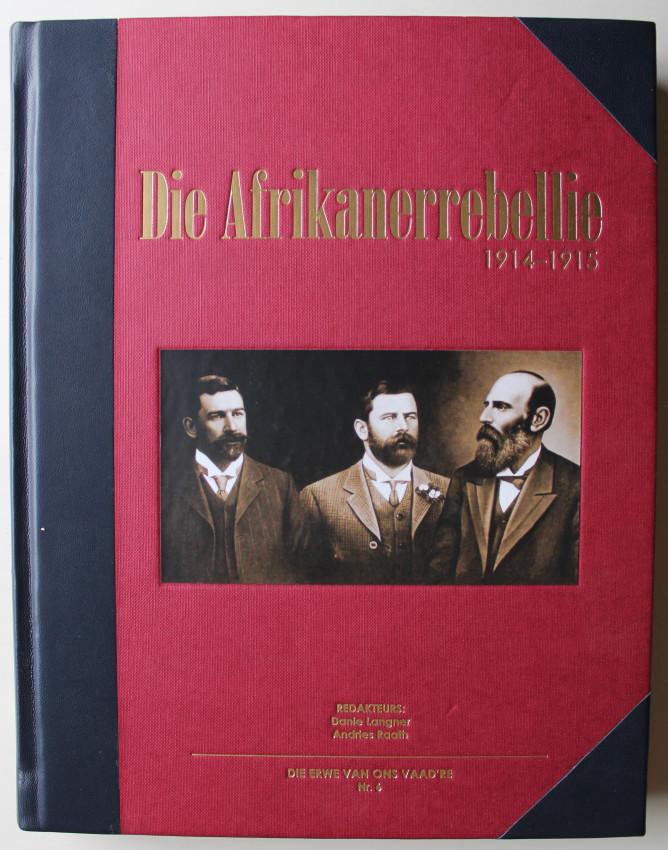 Die Afrikanerrebellie 1914-1915