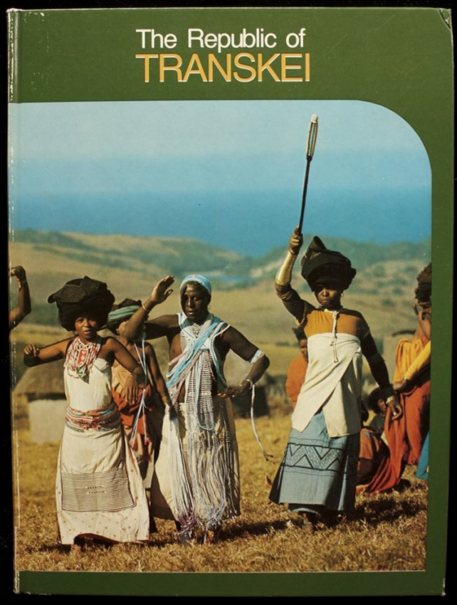 THE REPUBLIC OF TRANSKEI - First edition with Slipcase (1976)