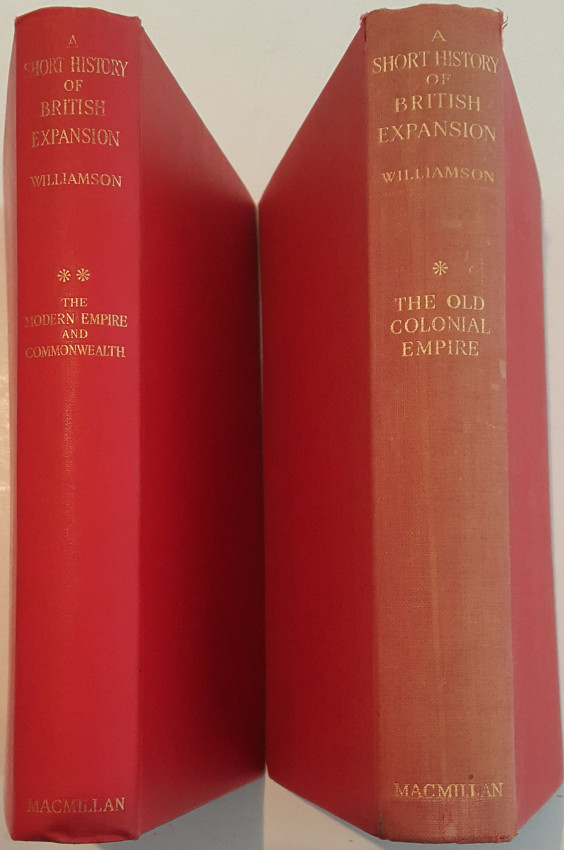A Short History of British Expansion. (II Volumes.)