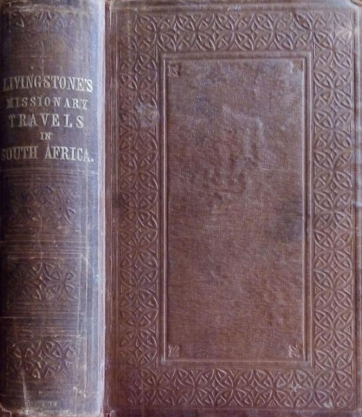 Missionary Travels and Researches in South Africa (1874)