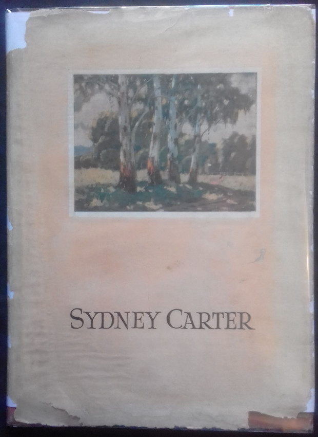 Sydney Carter (Inscribed by the Author)