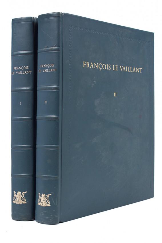 FRANÇOIS LE VAILLANT TRAVELLER IN SOUTH AFRICA (De Luxe Edition)