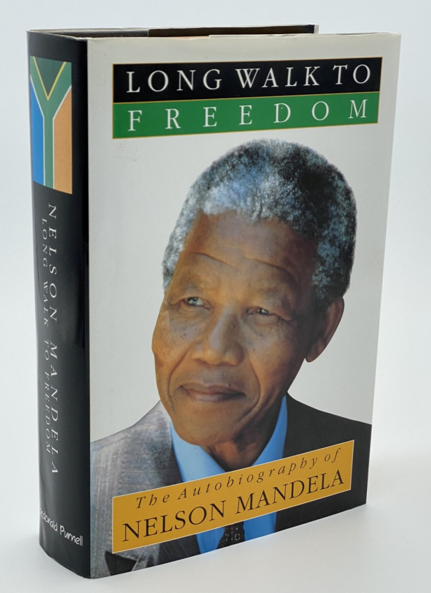Long Walk to Freedom - Signed