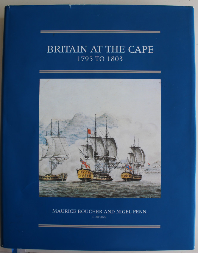 BRITAIN AT THE CAPE 1795-1803