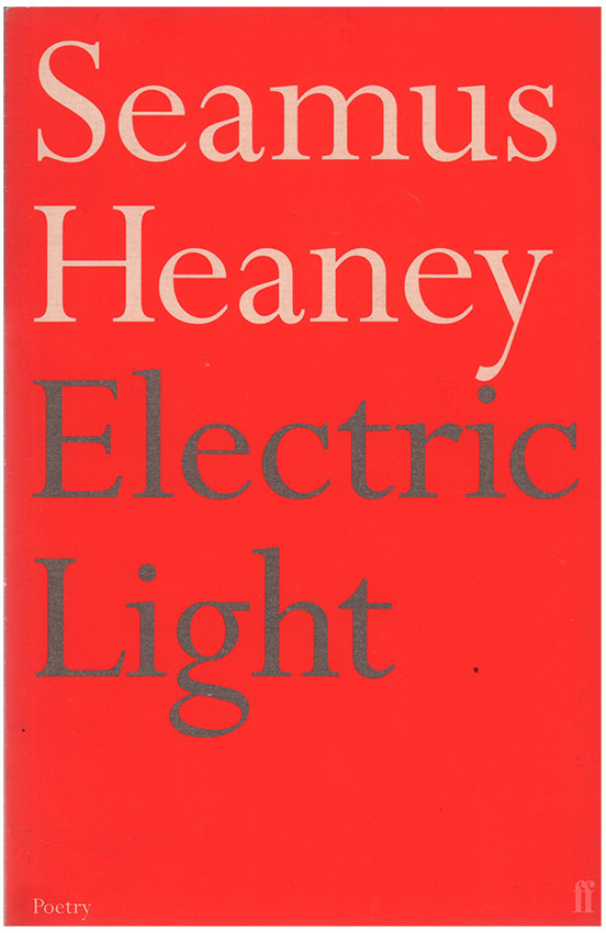ELECTRIC LIGHT (Signed by the author)