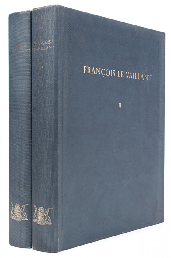 FRANCOIS LE VAILLANT TRAVELLER IN SOUTH AFRICA