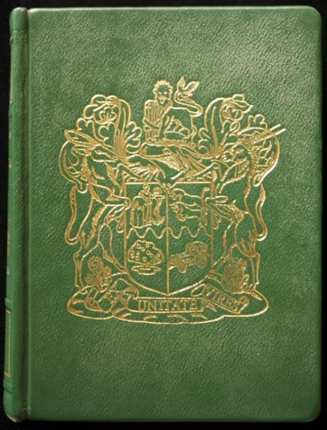 400 Leiers in Suid-Afrika oor Vier Eeue (edition limited to 400 de luxe copies)