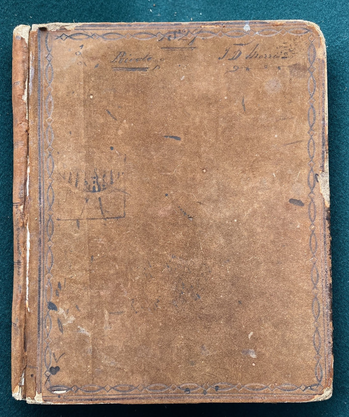 [India & South Africa] An original manuscript journal: life in Bombay, Poona, [etc.] during the latter days of E. I. Company rule