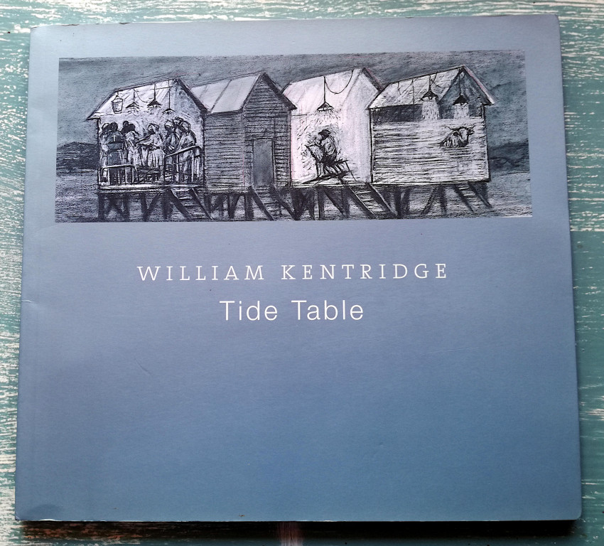 Tide Table - Edition limited to 500 copies