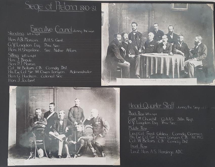 Transvaal War 1880-81 / South African War 1899-1902.