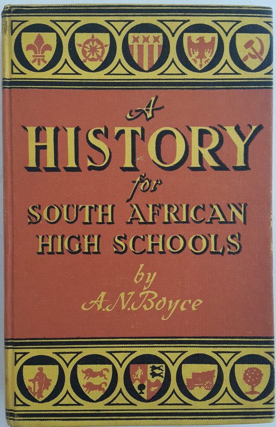 A History for South African High Schools.