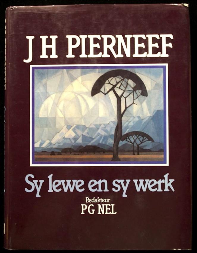 JH Pierneef - Sy Lewe En Sy Werk  (first edition 1990)