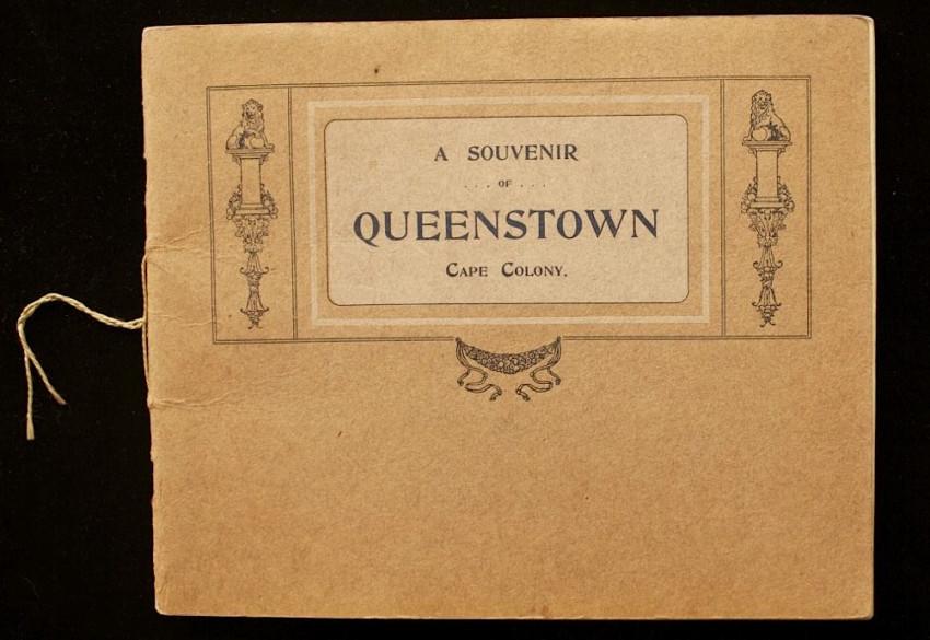 A Souvenir Of Queenstown, Cape Colony (1910)