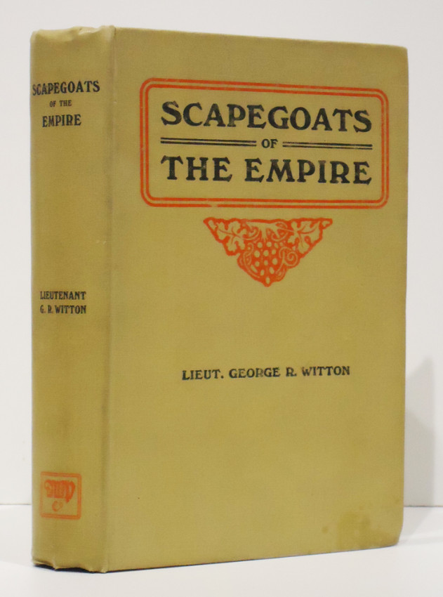SCAPEGOATS OF THE EMPIRE