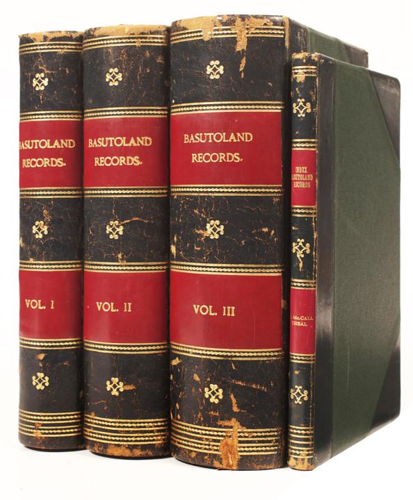 BASUTHOLAND RECORDS