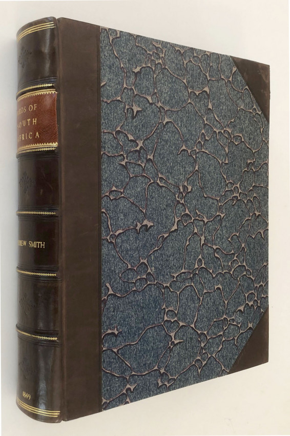 ANDREW SMITH'S ILLUSTRATIONS OF THE ZOOLOGY OF SOUTH AFRICA - VOL. 2 AVES - FIRST EDITION