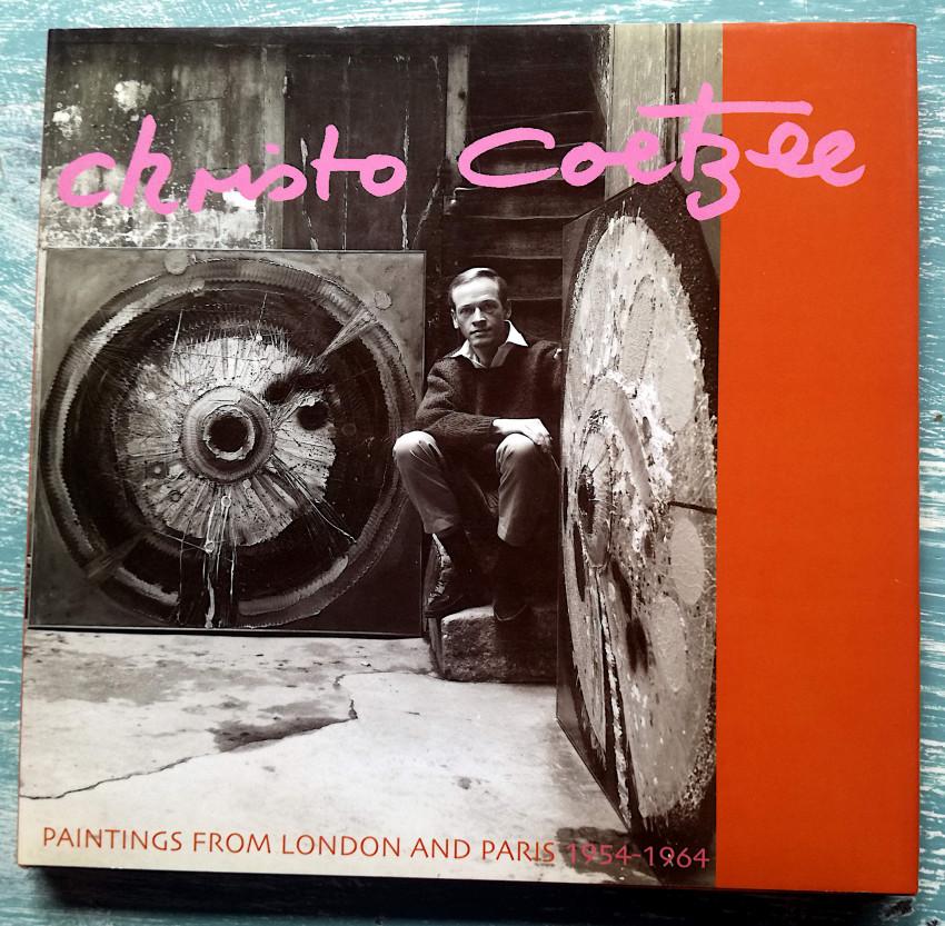 Christo Coetzee  - Cecil Skotnes' copy, SIGNED by Skotnes