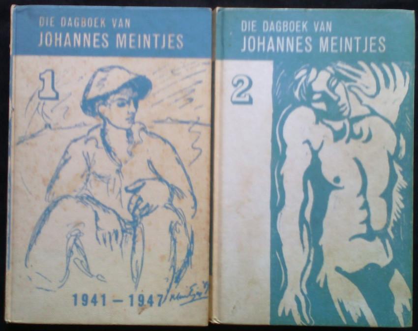 Die Dagboek van Johannes Meintjes (Vols. 1 & 2, Signed by Author)