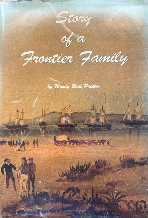 THE STORY OF A FRONTIER FAMILY