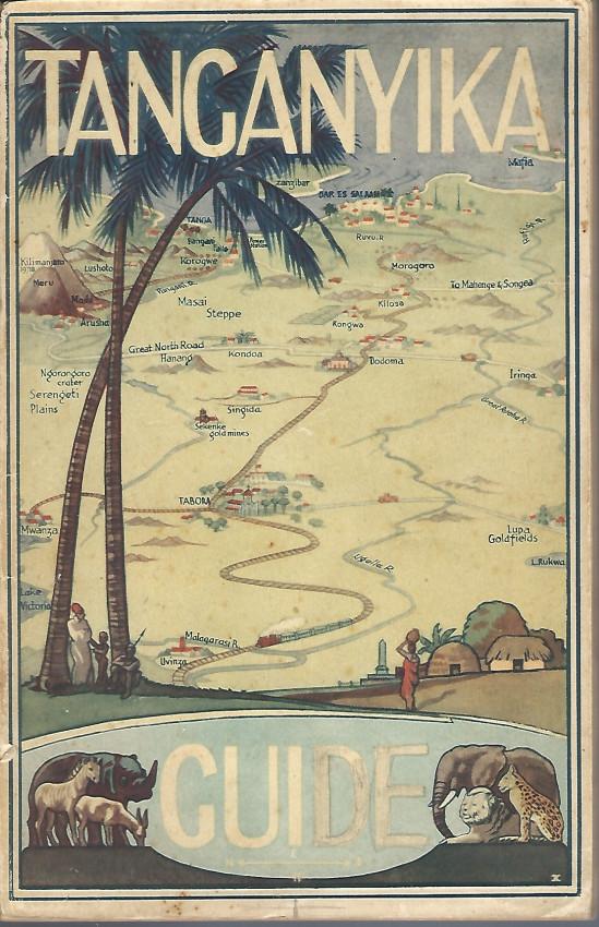 Tanganyika Guide 1948