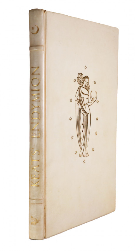 ENDYMION A POETIC ROMANCE (Signed by the artist)
