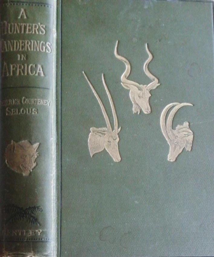 A Hunter's Wanderings in Africa (1895)