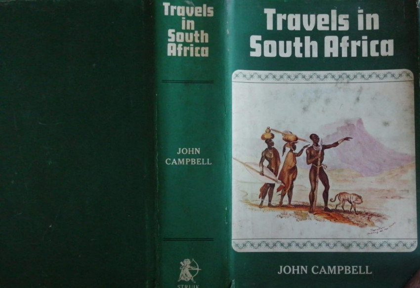 Travels in South Africa Undertaken at the Request of the Missionary Society (facsimile edition)