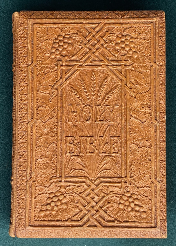 [King James Version] The Holy Bible,  Containing the Old & New Testaments.